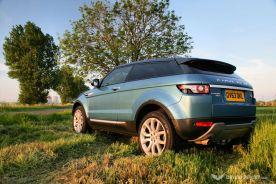 Range Rover Evoque Prestige Coupe