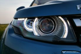 Range Rover Evoque Prestige Coupe Headlight