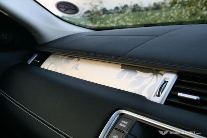Range Rover Evoque Prestige Coupe Dashboard
