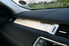 Range Rover Evoque Prestige Coupe Dashboard