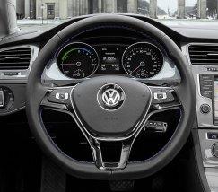 Volkswagen e-Golf Instrument Display