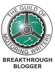 Guild Of Motoring Writers Breakthrough Blogger