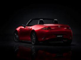 Mazda MX-5 Exterior