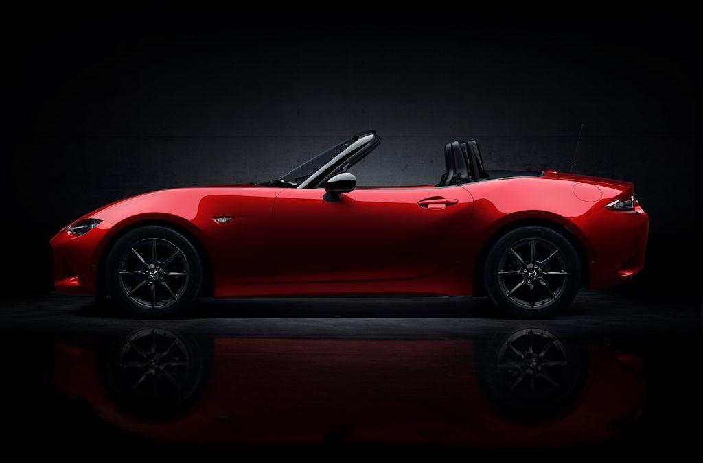 Gallery: Mazda's Latest MX5 Pics