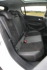 Peugeot 308 Feline Rear Seats