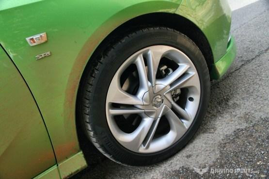 Vauxhall Corsa SRi Alloy Wheel (2014 10)