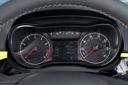Vauxhall Corsa Interior (2014)