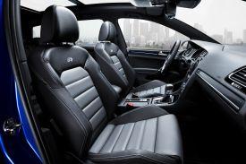 Volkswagen Golf R Estate Interior