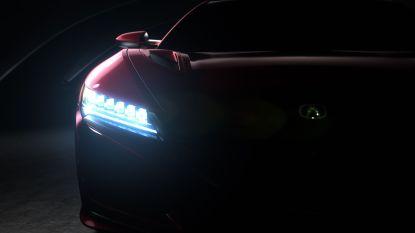 Honda NSX Sneak Preview