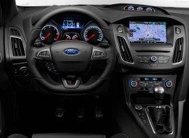 2015 Ford Focus ST Dashboard