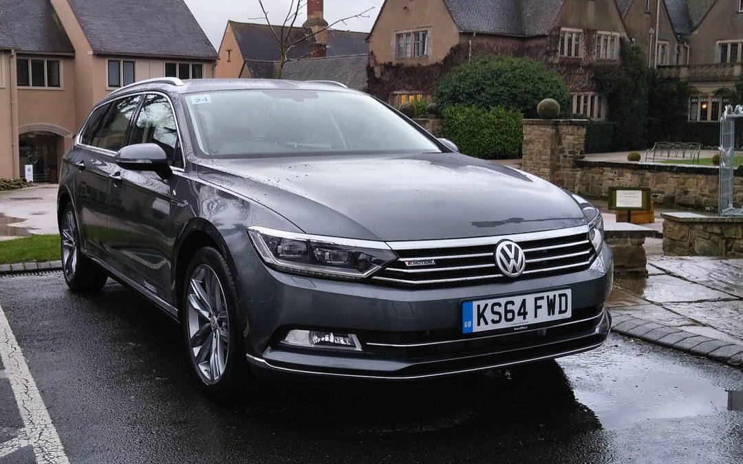 2015 Volkswagen Passat – First Impressions