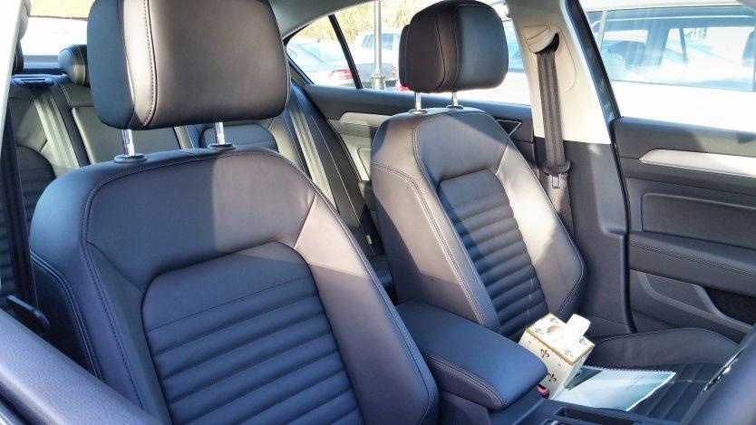 2015 Volkswagen Passat Seats