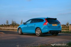 2014 Volvo V60 Polestar Estate