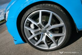 2014 Volvo V60 Polestar Estate Wheel