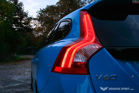 2014 Volvo V60 Polestar Estate Rear Light