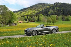 Ford Mustang Convertible 2015 05
