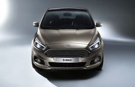 Ford S-Max Static 05