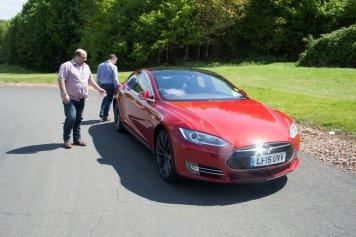 Tesla Model S85