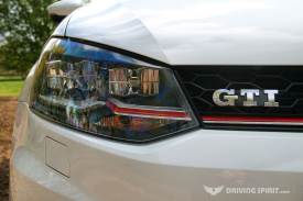Volkswagen Polo GTI 2015 Headlight