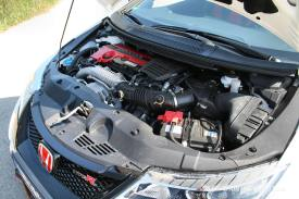 Honda Civic Type R Engine 2015 01