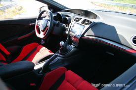 Honda Civic Type R Interior 2015 02