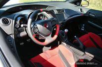 Honda Civic Type R Interior 2015 03