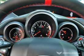 Honda Civic Type R Interior Dials 2015 01