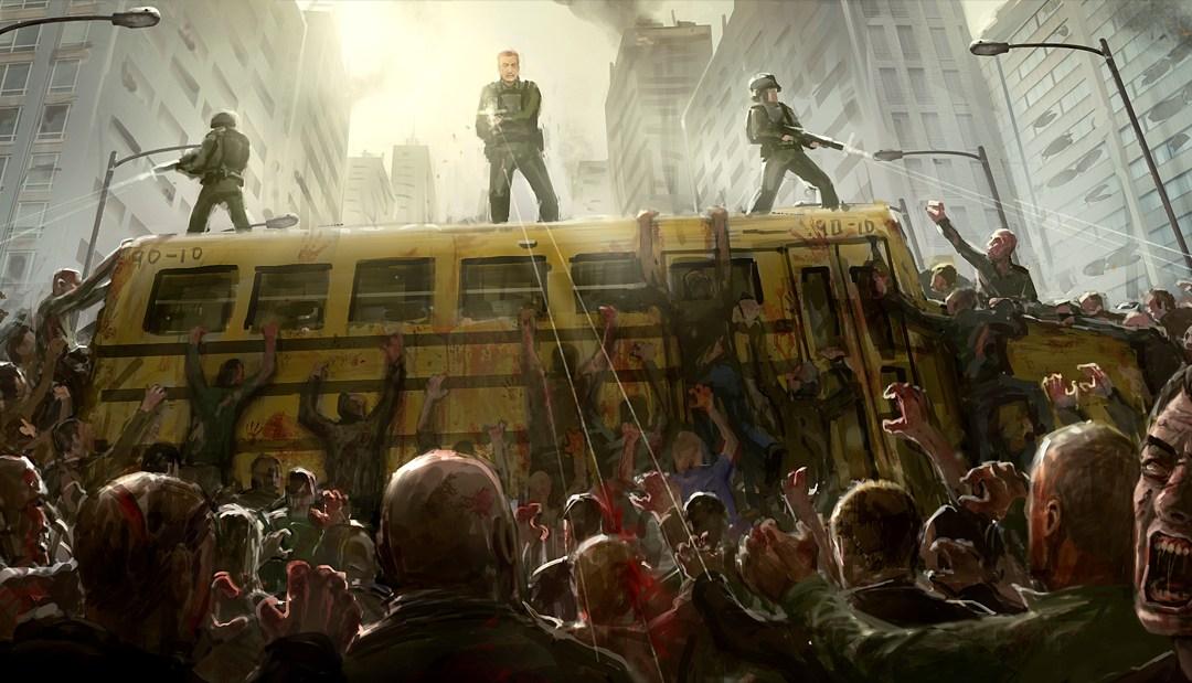 The Start Of The Zombie Apocalypse