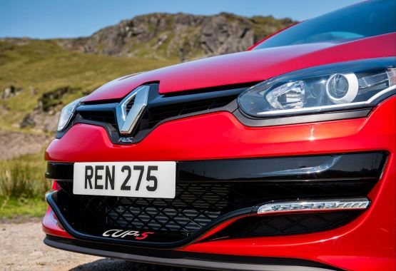 Megane Renaultsport 275 Cup-S Preview 08