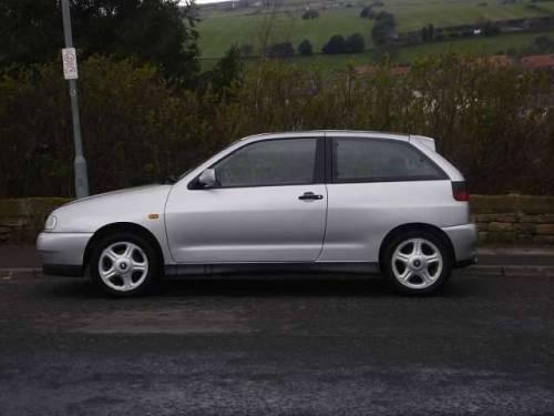 1997 Seat Ibiza GTI