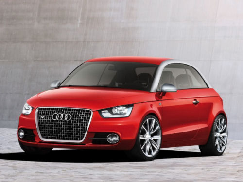 Audi A1 Metroproject Concept