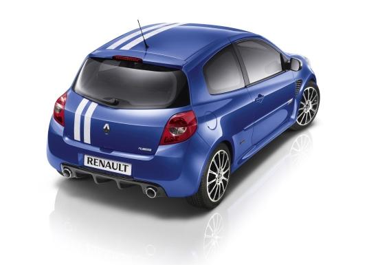 Renaultsport Clio Gordini 200