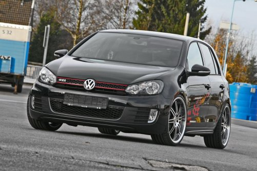 Wimmer RS Golf GTI