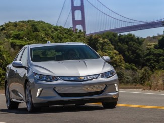 2018 Chevrolet Volt for Maven