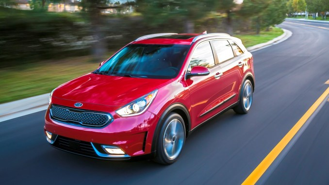 Kia Niro Expert Review Getting Things Right Driving Today