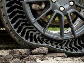 Michelin Prototype Tire