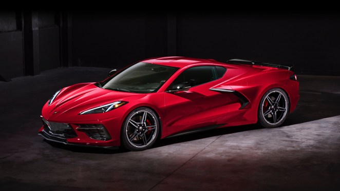 Corvette Product Manager Harlan Charles Speaks about 2020 Corvette Stingray | Driving Today