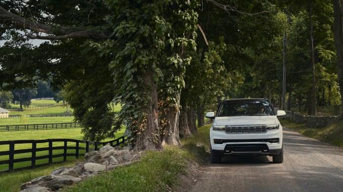 2022 Jeep rand Wagoneer
