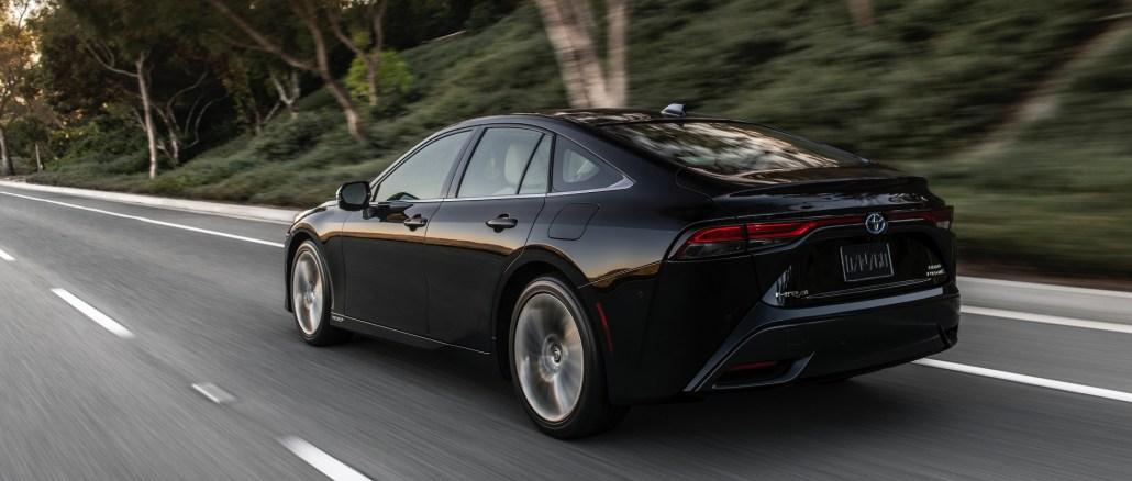 2022 Toyota Mirai