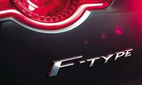 Jaguar F-Type rear light cluster
