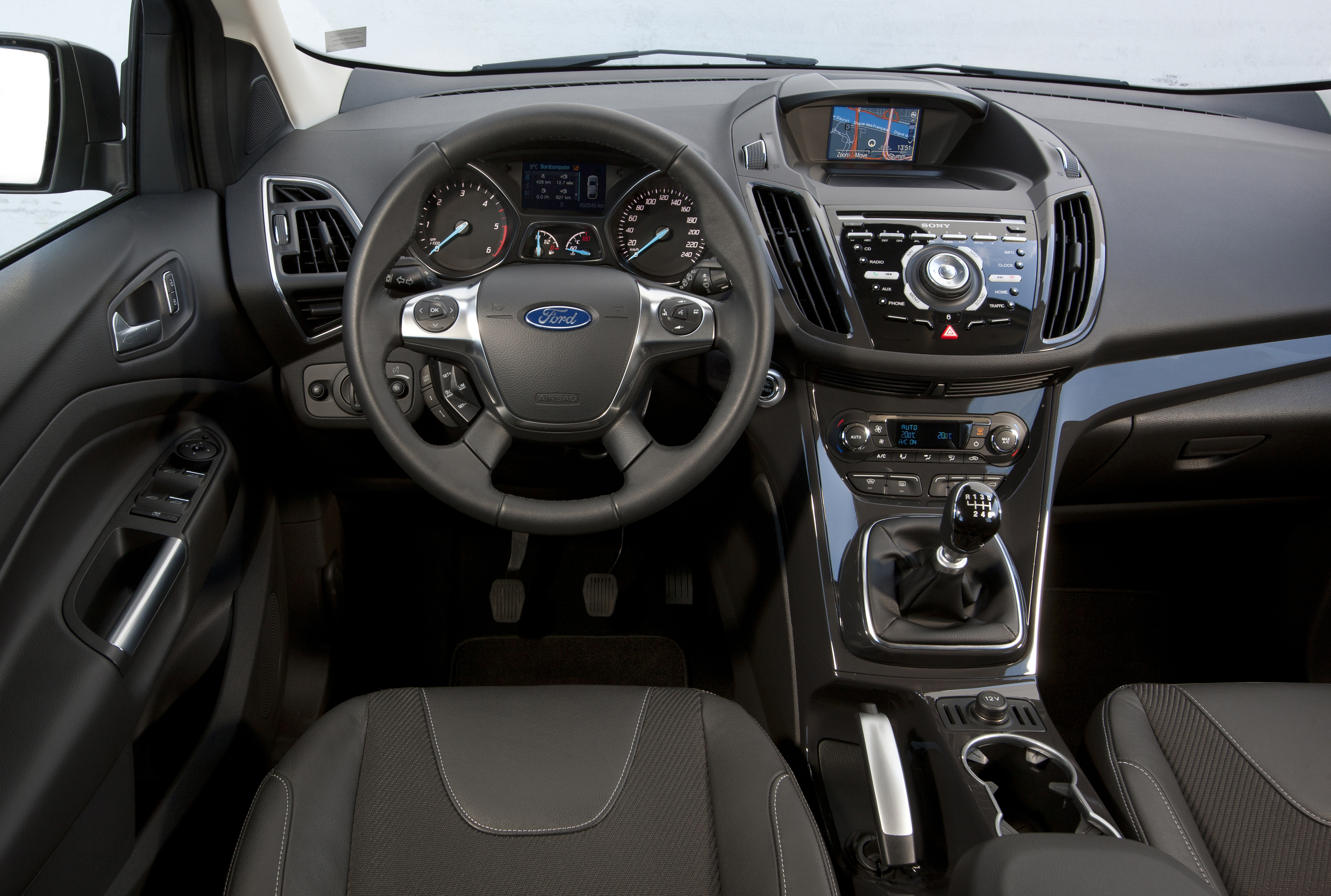 new ford kuga  first drive  driving torque
