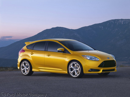 Ford Focus ST1