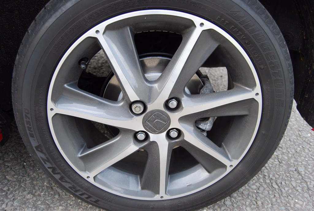 Honda Jazz Si Wheel