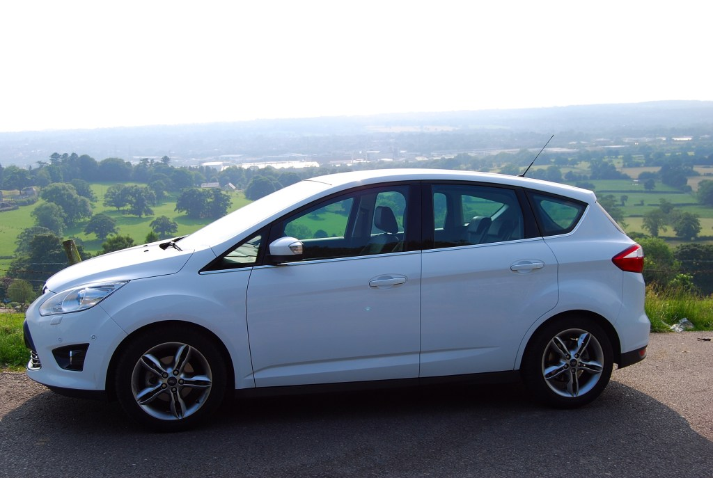 Ford C-MAX Ecoboost side