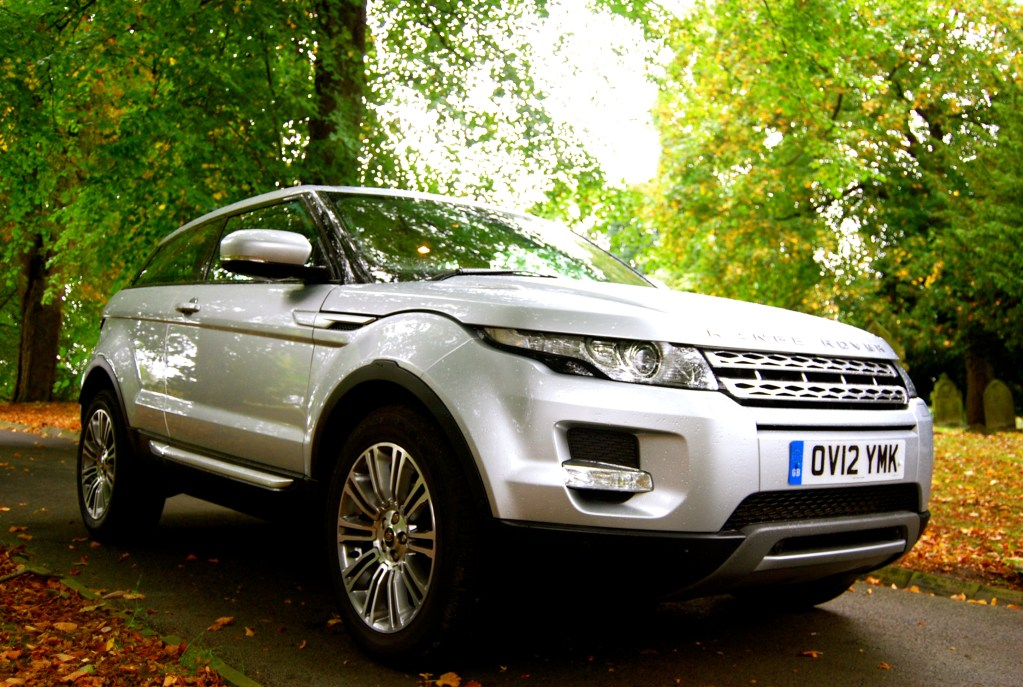 Range Rover Evoque Coupe SD4 Prestige- Driven and Reviewed