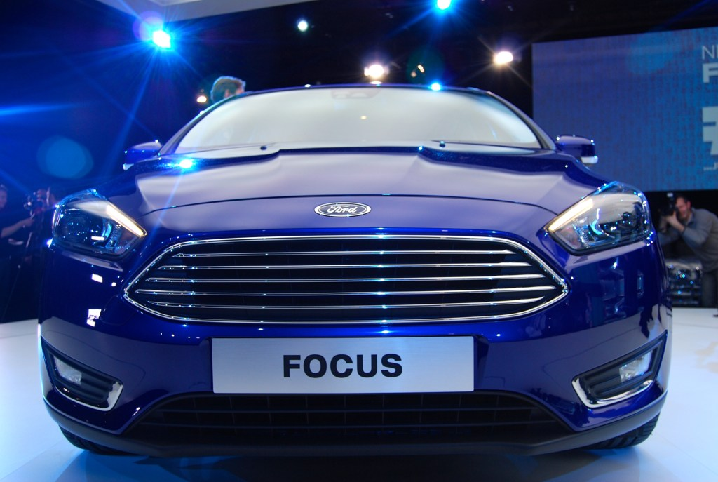 2014 Ford Focus Front