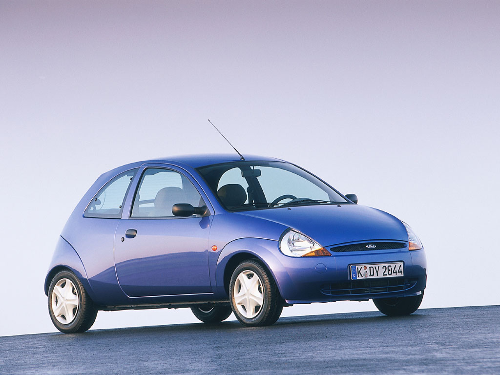 The Mk Ford Ka An Icon