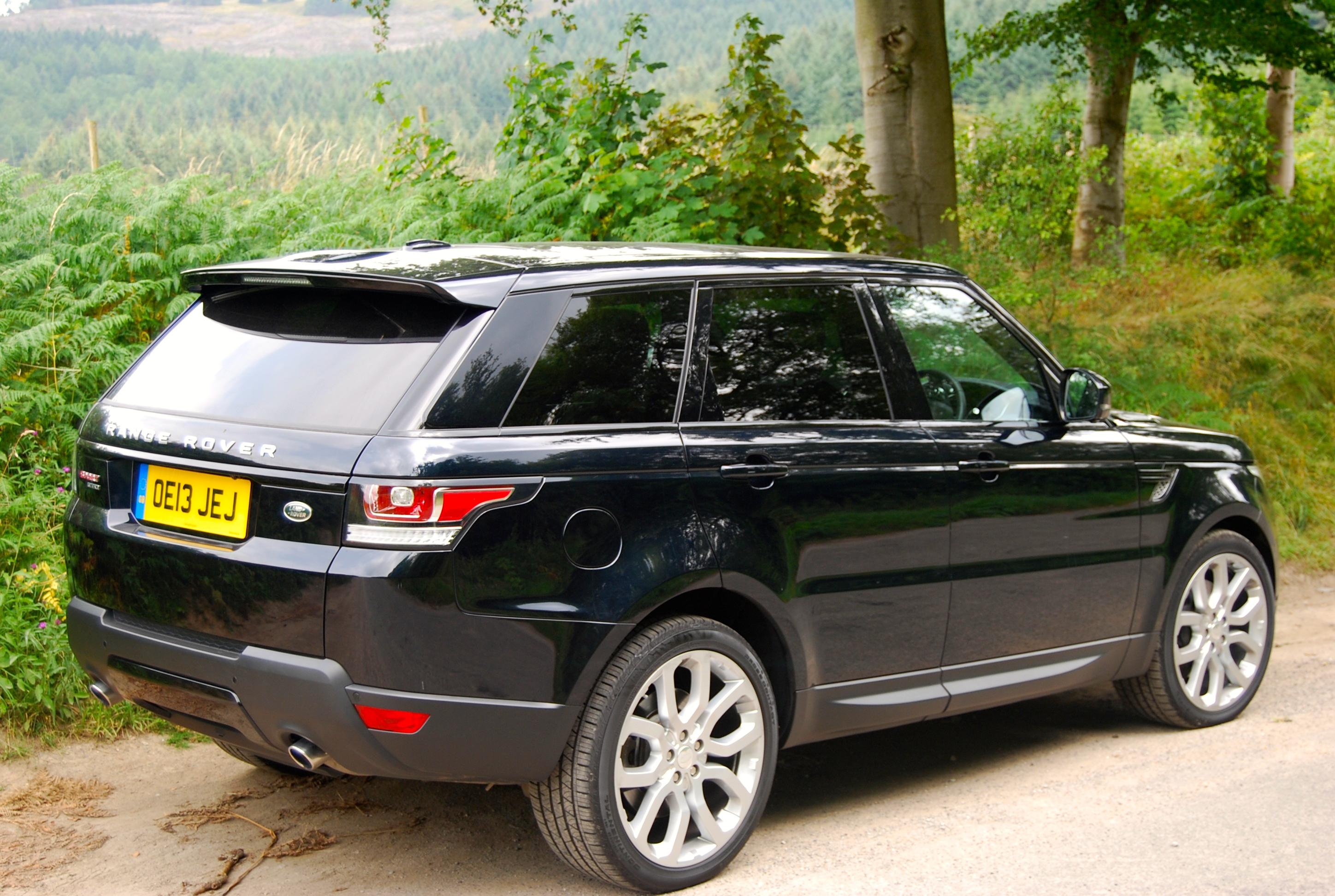 Range Rover Sport HSE Dynamic Review Driving Torque