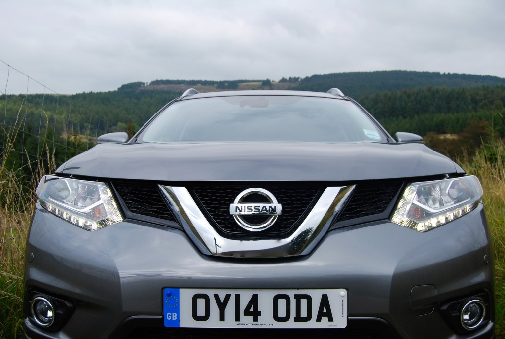 New_Nissan_X-Trail_Grey_nose