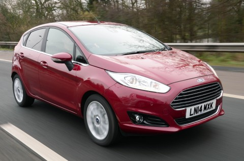 Ford Fiesta Powershift 1.0l Zetec EcoBoost – Driven and Reviewed